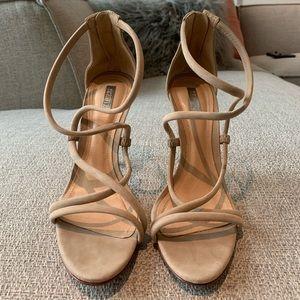 Schutz sandals worn once